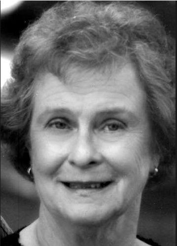 Patricia Lee (Appleford) Thornton, 1939-2016