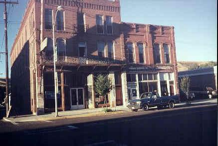 Hotel Revere Renovation Project Historic Pomeroy Washington